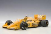 AUTOart 88727 Lotus 99T F1 Monaco Grand Prix 1987