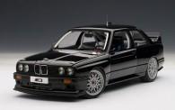 AUTOart 89247 BMW M3 (E30) schwarz