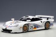 AUTOart 89773 Porsche 911 GT1 24Hrs LM1997 #26