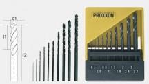 PROXXON 28874 HSS Spiralbohrer-Set 10-tlg.