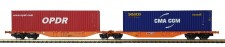 Mabar 58900 WASCOSA Doppelcontainertragwg 6-ache Ep6