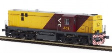 Mabar 81314s TBA Diesellok Alco Serie 1300 Ep.5