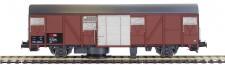 Mabar 81803 SBB Reinigungswagen 2-achs Ep.4