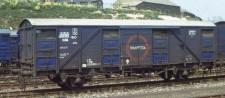 Mabar 81872 RENFE gedeckter Güterwagen 2-achs Ep.3