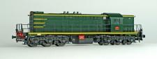 Mabar 82038 SNCF Diesellok Serie 62000 Ep.3