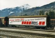 MDS-Modell 61012 RhB Schiebewandwagen 4-achs Ep.5