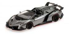 Kyosho 5572GR Lamborghini Veneno Roadster grau