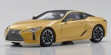 Kyosho KYO3675NY Lexus LC500h - gelb