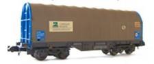 MFTrain 32016 RENFE Railsider Schiebeplanewagen Ep.5/6