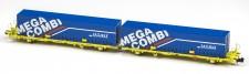 MFTrain 33172 Transfesa Containerwagen 4-achs Ep.6