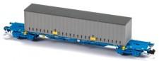 MFTrain 33405 Comsa Containertragwagen 4-achs Ep.6