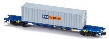 MFTrain 33407 Continental Rail Containertragwagen Ep.6