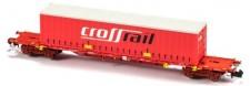 MFTrain 33408 Takargo Rail Containertragwagen Ep.6