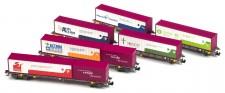 MFTrain 71004 RENFE Güterwagen-Set 4-tlg. 4-tlg Ep.6
