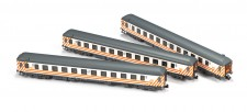 MFTrain 71005 Renfe Personenwagen-Set 3-tlg.Ep.5