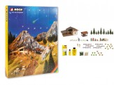 Noch 65591 Bastel-Adventskalender 'Weihnachts-Krip