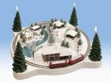 Noch 88063 Adventskranz 'Winterzauber'
