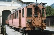Bemo 1283392 MOB  Bahndiensttriebwg. Xe 4/4 22 Ep.3