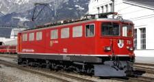 Bemo 1354143 RhB E-Lok Ge 6/6 II 703 St.Moritz Ep.6