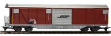 Bemo 2278172 RhB gedeckter Güterwagen 4-achs Ep.4
