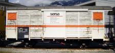 Bemo 2283191 SERSA Bahndienstwagen 2-achs Ep.5/6