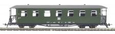 Bemo 3021811 DR Personenwagen 2.Kl. Ep.4-6