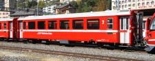 Bemo 3281122 RhB Personenwagen 2.Kl. Ep.6