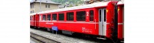 Bemo 3282117 RhB Personenwagen 2.Kl. Ep.5