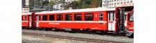 Bemo 3282128 RhB Personenwagen 2.Kl. Ep.6