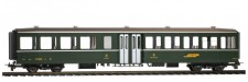 Bemo 3284110 RhB Personenwagen 2.Kl. Ep.3/4