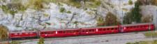 Bemo 7252101 RhB Zugpacking Davoser Pendelzug Ep.5