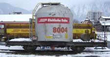 Bemo 9452135 RhB  Zementsilowagen Uce 8004 Ep.5/6