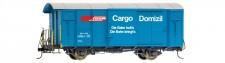 Bemo 9482120 RhB gedeckter Güterwagen Ep.4/5