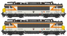 LS Models 10052 SNCF E-Lok Serie BB 22200 2-tlg Ep.5/6