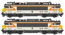 LS Models 10052S SNCF E-Lok Serie BB 22200 2-tlg Ep.5/6