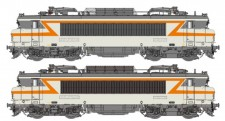 LS Models 10450 SNCF E-Lok Serie BB 7200 2-tlg Ep.4