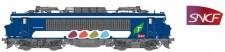 LS Models 10451 SNCF E-Lok Serie BB 7200 Ep.6