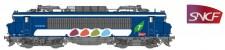 LS Models 10451S SNCF E-Lok Serie BB 7200 Ep.6