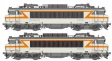 LS Models 10950S SNCF E-Lok Serie BB 7200 2-tlg Ep.4 AC
