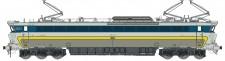 LS Models 12550S SNCB E-Lok Serie 18 Ep.4b/5 AC