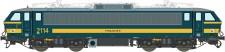 LS Models 12577 SNCB E-Lok HLE21 Ep.6 AC