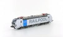 LS Models 16066 Railpool E-Lok BR 193 Ep.6