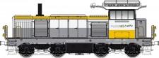 LS Models 17071S SRT Diesellok Bm 4/4 Ep.4b