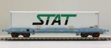 LS Models 30316 SNCF Flachwagen 2-achs Ep.5/6