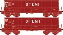 LS Models 31117 SNCF Stemi Erzwagen DMH 2-tlg. Ep.5