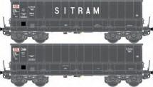 LS Models 31118 SNCF Sitram Erzwagen DMH 2-tlg. Ep.4