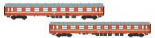 LS Models 42169 SNCB Personenwagen-Set 2-tllg Ep.4/5