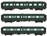 LS Models 42176 SNCB Personenwagen-Set 3-tlg. Ep.4
