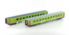 LS Models 46008 Flixtrain Liegewagen-Set 2-tlg. Ep.6