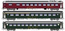 LS Models 47234 SBB Personenwagen-Set 3-tlg Ep.4